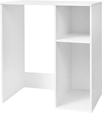 Yak About It Mini Fridge Dorm Station - White