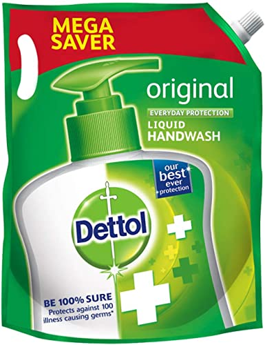Dettol Liquid Hand wash Refill Original -1500 ml product image