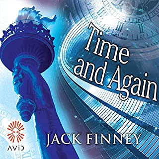 Time and Again                   By:                                                                                                                                 Jack Finney                               Narrated by:                                                                                                                                 Jeff Harding                      Length: 17 hrs and 16 mins     16 ratings     Overall 3.8