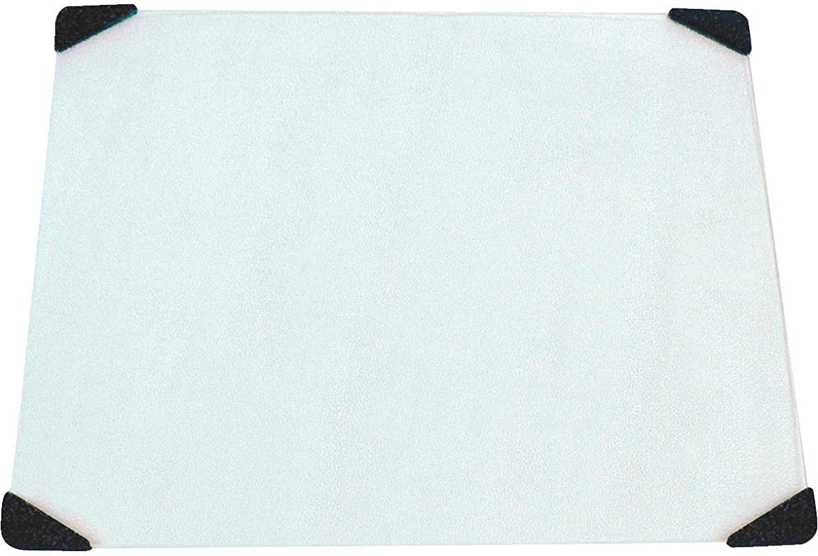 Snow River Grand Epicure Large Glass Counter Saver Cutting Board M8017806