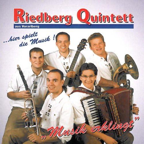 Riedberg Quintett - Musik erklingt
