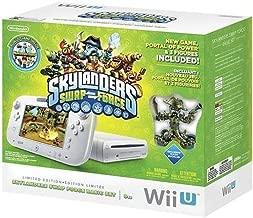 Nintendo WUPSWAAE Wii U Console Limited Edition Skylanders Swap Force Basic Set (Nintendo WUPSWAAE)