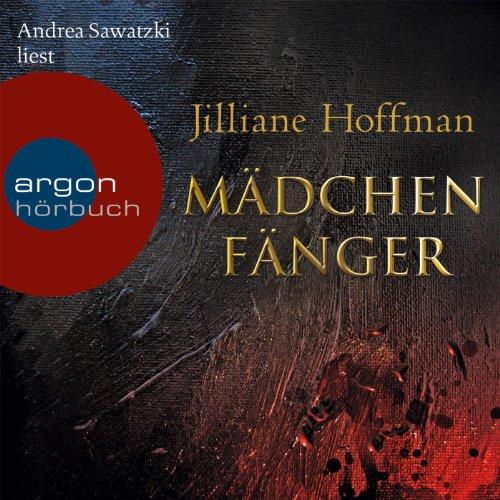 Mädchenfänger audiobook cover art