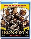 アイアン・フィスト [Blu-ray] - RZA, ラッセル・クロウ, ルーシー・リュー, リック・ユーン, ジェイミー・チャン, RZA