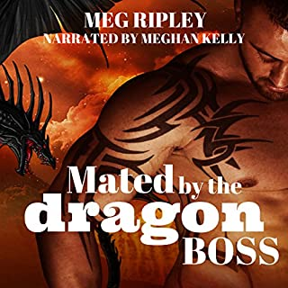 Mated by the Dragon Boss cover art