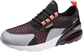 Luckycat Fitnessschuhe Paar M/änner Outdoor Mesh Casual Sportschuhe Runing Soft Bottom Schuhe Turnschuhe