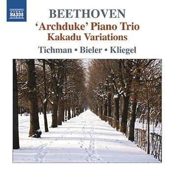 Beethoven: Piano Trios, Vol. 5