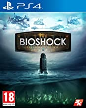 BIOSHOCK The Collection Steelbook Case ONLY G2//Blu-Ray Size PS4 XBOX ONE PS3