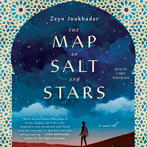 The Map of Salt and Stars Audiobook By Zeyn Joukhadar cover art