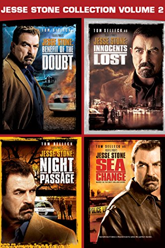 Jesse Stone Collection 2 [Edizione: Stati Uniti] [Italia] [DVD]