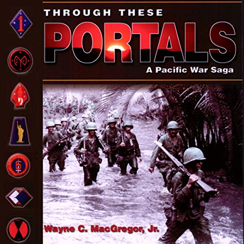 Through These Portals audiobook cover art