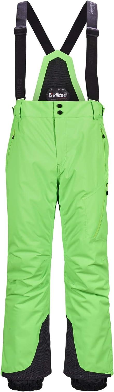 Deluxe killtec Men Snow Pants Kuopio PNTS Ski High quality new MN