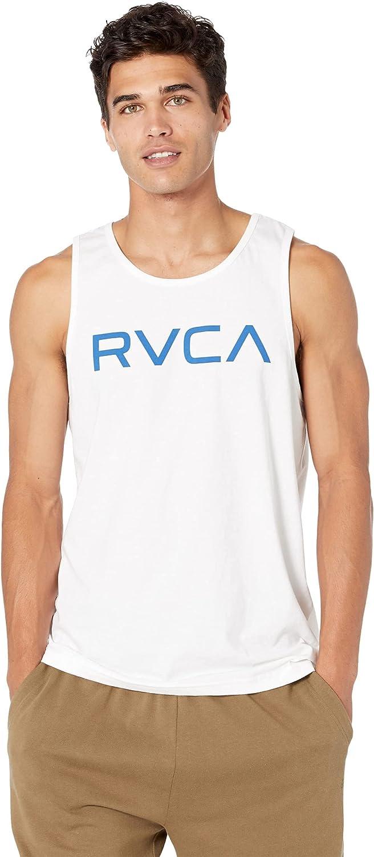 RVCA Men's Sleeveless Graphic Tank Top