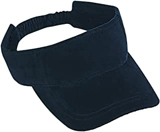 Caps Superior Terry Cloth Solid Color Sun Visors