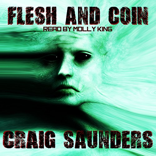 Flesh and Coin audiobook cover art
