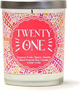 Best 21st birthday candle Reviews