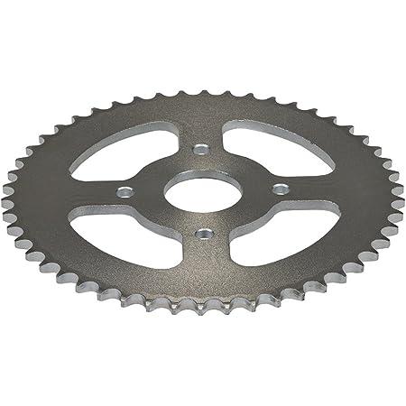 42041-0006 K4204-10006 Kawasaki Steel Rear Sprocket 50 KFX 2003-2006//110 KLX 2002-2016//110 KLX-L 2010-2016 33 Teeth ATV//Motorcycle WSM RSS-001-33 OEM# 42041-1553 K4204-11553