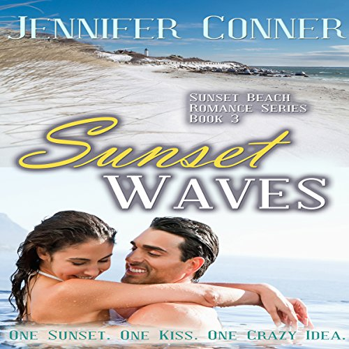 Sunset Waves audiobook cover art