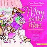 Bonnie Marcus Mom on the Move Organizer with Pocket 2017 Square (ST-Foil) (Bonnie Marcus Collection) (English, Spanish and French Edition)