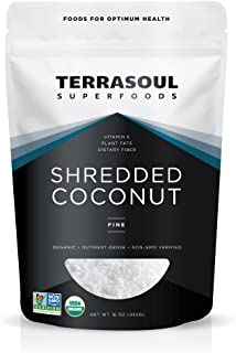 Best unsweetened fine coconut Reviews