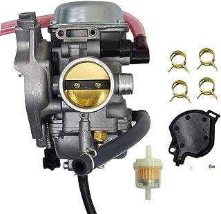 0470-448 Carburetor for Arctic Cat 250 300 2x4 4x4 ATV Carb 2001 2002 2003 2004 2005 Red Green