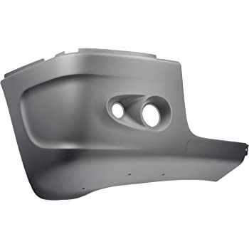 Dorman 242-6069 Front Passenger Side Heavy Duty Side Bumper for Select Freightliner Models