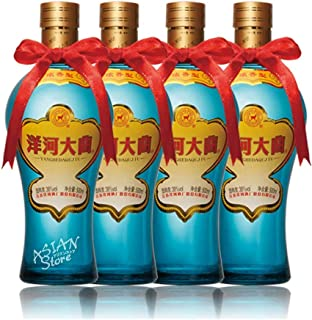 【送料無料】【白酒】ヤンハーダイキョク4本セット/洋河大曲濃香型白酒38度500ml