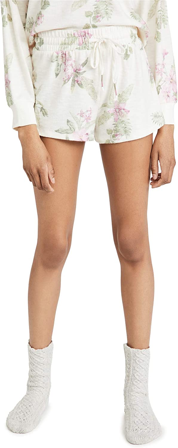 Selling Z Today's only Supply Women's Mia Shorts Floral Knit