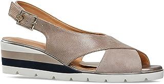 Van Dal Women`s Slingback Platform Sandals