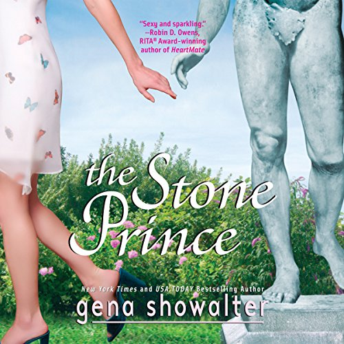 Couverture de The Stone Prince