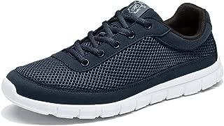 NeedBo Men's Women's Lightweight Athletic Running Shoes, Breathable Mesh Jogging Walking Sneakers