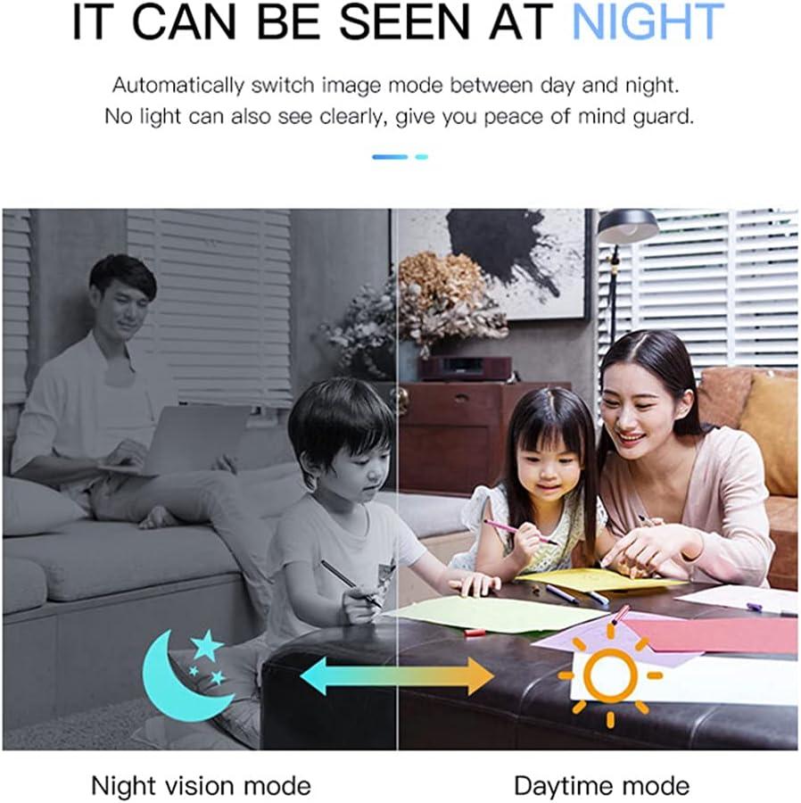MILISTEN 1 Set Mini Camera Night Vision Suction Design Camera Mini Hidden Camcorder