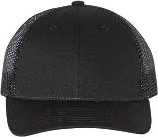 richardson low profile trucker cap