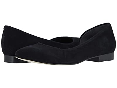 Walking Cradles Raya (Black Suede) Women