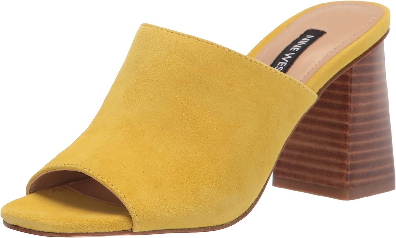 NINE WEST Women's Yuna Heeled Sandal