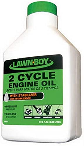 high quality Lawn-Boy wholesale 89930 2-Cycle outlet sale 32:1 Ashless Engine Oil, 8-Ounce Bottle online sale