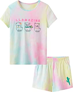 Unicorn Pajamas for Girls 100% Quality Cotton Kids...