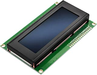 AZDelivery HD44780 2004 Display LCD blu 4x20 caratteri bianchi, e-Book incluso!