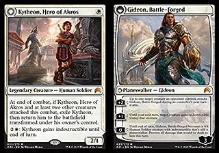 Magic: the Gathering - Kytheon, Hero of Akros // Gideon, Battle-Forged (023/272) - Origins