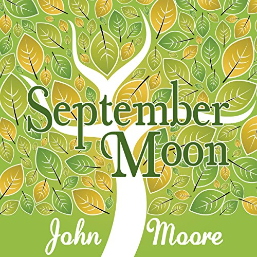 September Moon audiobook cover art