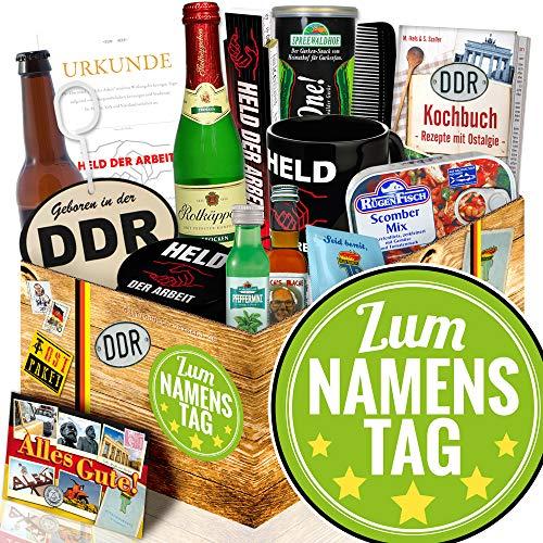 Zum Namenstag / Geschenk Ideen Namenstag / Ostprodukte für Männer