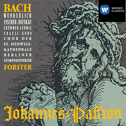 St. John Passion BWV 245 (Johannes-Passion), Second Part: Und siehe da, der Vorhang im Tempel zerriß (Nr.61: Evangelist)