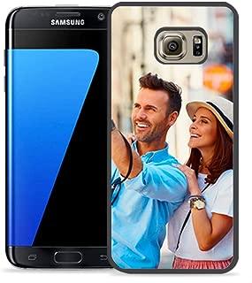Fundas de móvil Samsung S7 Personalizadas con Fotos y Texto | Fundas Negras con los Laterales Flexibles para el Samsung Galaxy S7