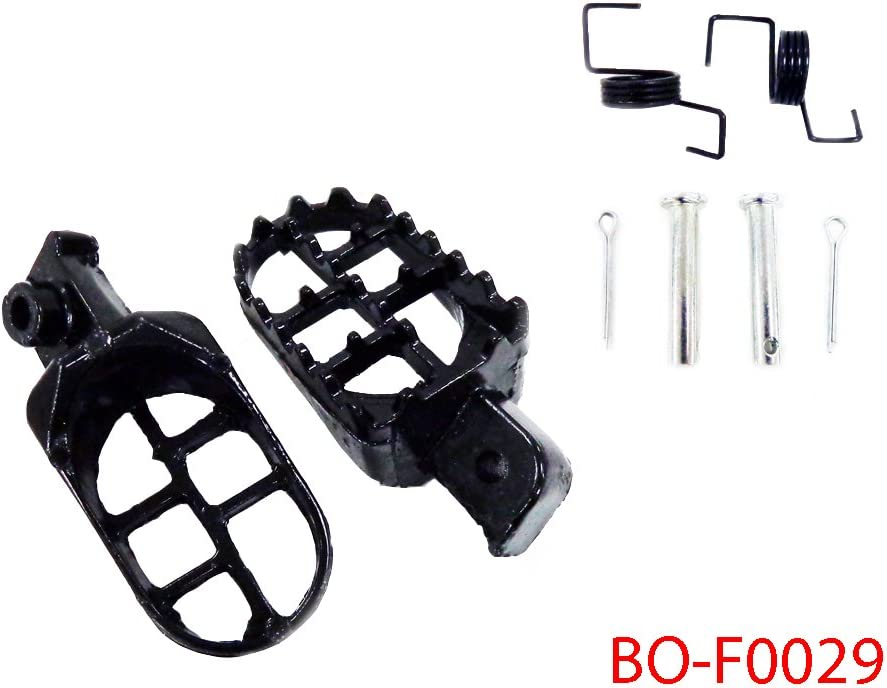 Foot Pegs for Honda XR50 XR70 CRF50 XR PW 50 CRF Max 67% OFF Manufacturer direct delivery 70 CRF70 Yamaha
