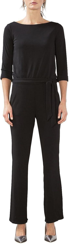 ESPRIT Women's Women's Black Jumpsuit in Size XS Black