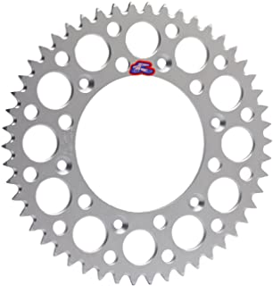 Renthal 224U-520-51GPSI Ultralight Silver 51 Tooth Rear Sprocket
