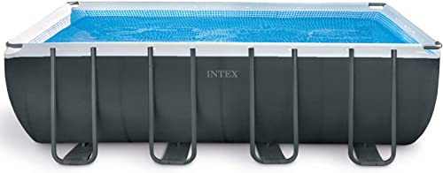 INTEX-Piscine Ultra XTR rectangulaire 5.49 x 2.74 x 1.32 m