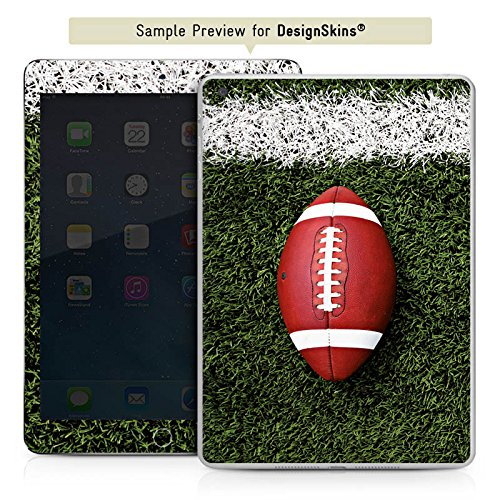 DeinDesign Apple iPad Mini 4 Case Skin Sticker aus Vinyl-Folie Aufkleber Football Field Goal Sport