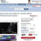 $125-149.99 SquareTrade 3-Year Auto Accessories Protection Plan