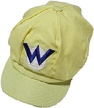 Super Mario Series Cosplay Goods (Wario Style Cap Yellow)